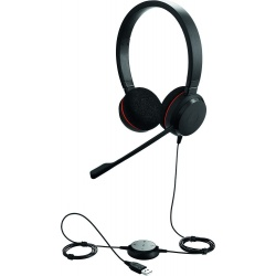 Jabra Evolve 20 MS Duo + Cord