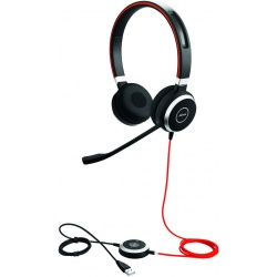 Jabra Evolve 40 MS Duo + Cord